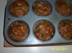 Mom S Meatloaf In Jumbo Muffin Cups Recipe Jumbo Muffins Mom Meatloaf Meatloaf