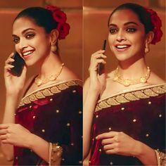 Deepika Padukone Saree, Shraddha Kapoor, Ranbir Kapoor, Priyanka Chopra, Lengha Blouse Designs, Sari Blouse, Dress Designs, Bollywood Celebrities, Bollywood Actress