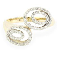 Bague pour femme sertie de Diamants véritables - Bijoux en or - Juwelo Bijouterie en Ligne