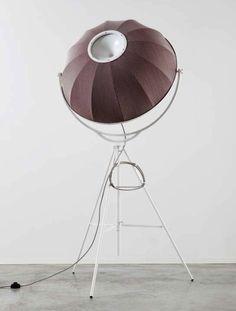 Fortuny kvadrat floor lamp, pallucco