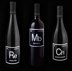 Substance Wine, by boxwoods design