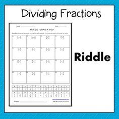 free fraction worksheets fraction riddles 4th grade sheet 4a equivalent fractions fractions. Black Bedroom Furniture Sets. Home Design Ideas