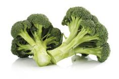 Vitamin A is essential for normal vision, immune system function and reproduction. These ten foods are high in vitamin A and good for your health.: Cooked Broccoli