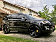 Exactly how i plan for the explorer to look once the guys get done murdered ford explorer publicscrutiny Images