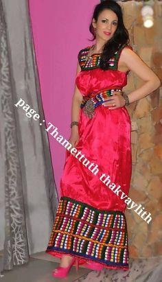 """Résultat de recherche d'images pour """"robe kabyle 2016 broderie"""""""