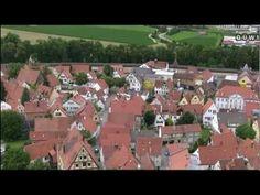 Nördlingen die alte Reichsstadt im Ries - YouTube https://youtu.be/2STfu3po8hk #deutschland #urlaub #ttot #germany #travel