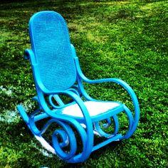 #Recycle #Repurpose Rocking Chair