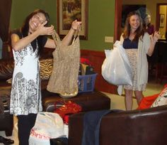 How To Get New Clothes Inexpensively: Clothes Swap!