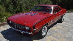 1969 Chevrolet Camaro | Mecum Auctions