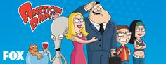 American Dad.  Completely inappropriate in all the right ways.  And a few of the wrong ones.