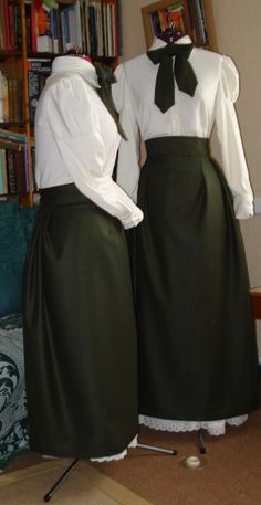 victorian governess costume | Historical Costume Affordable Themed costume, Re enactment ...