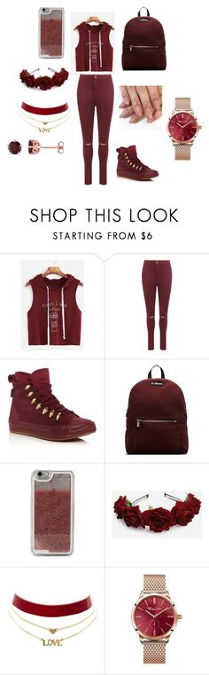 """""""school day slayy"""" by princess113657 on Polyvore featuring WearAll, Converse, Dr. Martens, LMNT, Charlotte Russe, Thomas Sabo and Laura Ashley"""