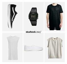 Von Boris Bidjan Saberi bis zu H&M alles dabei. Hier entdecken und shoppen: http://www.sturbock.me/guide/