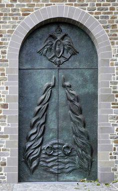 2006-08-12-57-Maastricht.jpg | Door of St. Servaas basilica,… | Flickr