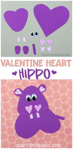 20 best DIY valentine's day craft ideas - DIY Stuffs #valentine #diy #crafts