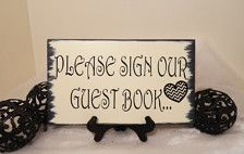 Wedding Signs, Bride & Groom Signs - Wedding Decorations - Page 11