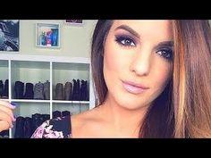 Tris Prior Divergent Inspired Makeup 2014 - YouTube