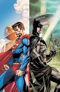 Batman and Superman Ardian Syaf