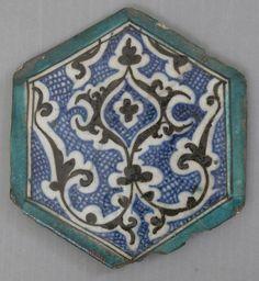 Hexagonal Tile | The Met