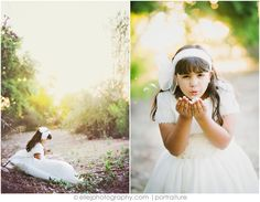 carmina's mini session sneak peek | phoenix az first communion portrait photographer | elle j. schabel » elle j. photography | weddings . po...