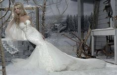 21 Romantic Wedding Dresses