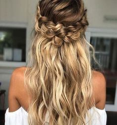 Obsessing over braids at the moment #chiffonboutique #hairinspo #hairgoals - #Beauty and #Fashion Inspiration - #Dresses and Footwear - #Designer Handbags and Styling Accessories - International Advertising Campaigns - Gifts and Bargain Shopping - #Famous Brands - Editorial Magazine Covers - Supermodels and Runway Models