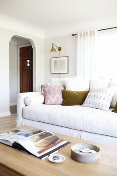 our one room challenge living room makeover   coco kelley