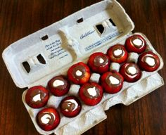 The Diary of a Nouveau Soccer Mom: Chocolate Cheesecake Strawberries
