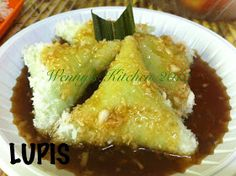 Indonesian Desserts, Asian Desserts, Indonesian Food, Cake Recipes, Snack Recipes, Dessert Recipes, Cooking Recipes, Snacks, Cake Cookies
