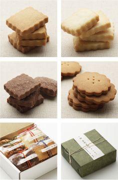 packaging shortbreads