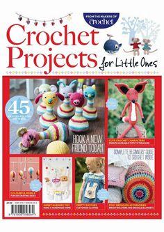 Inside Crochet – Crochet Projects for Little Ones