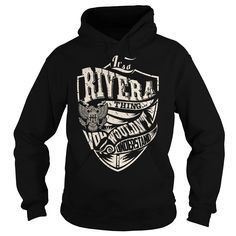Its a RIVERA Thing (Eagle) - Last Name, Surname T-Shirt
