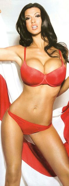 Alice Goodwin----> Want more? Follow me at http://www.pinterest.com/TruckSchoolInfo/ #lingerie #sexy #style