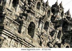 Indo Temple Relief
