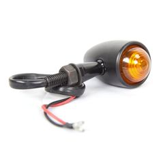 Black Oak Motorcycle Bullet Turn Signal Lights are intended for custom DC 12V application, which means there is no specific mounting region for these lights. However, the most commonly used application is mounting these lights to the rear fender struts of the motorcycle, or to a custom bracket or sissy bar.  https://www.blackoakmotorcycle.com/collections/lighting/products/black-oak-motorcycle-bullet-turn-signal-lights-black-for-harley-davidson-metric-bikes  #blackoakmotorcycle…