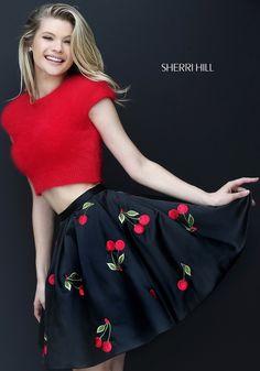 Sherri Hill 50553