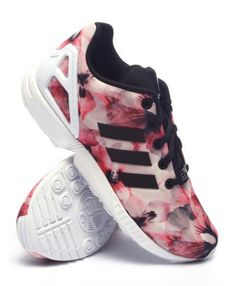 online store 59f05 212ae New Adidas Zx Flux Womens Running Trainers Discount Sneakers