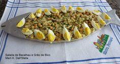 Salada de Bacalhau Borges