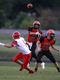 The Republic Tigers take on the Ozark Tigers at Republic on Friday, Sept. 5, 2014.