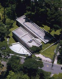 AD Classics: Koshino House / Tadao Ando   ArchDaily http://www.archdaily.com/161522/ad-classics-koshino-house-tadao-ando/#