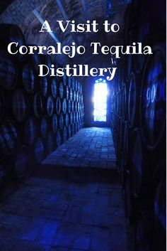A Visit to Corralejo Tequila Distillery in Guanajuato - México.