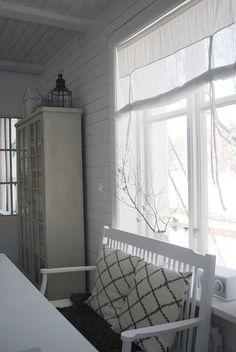 Julias Vita Drömmar: Ett par fönster!