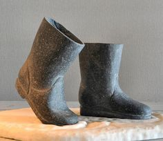 stone carving shoes
