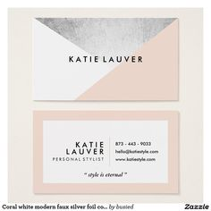 makeup typography modern floral watercolor square business card watercolors there and typography