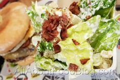Lashings Gourmet Takeaway is a burger joint that uses Turkey bacon instead of the usual bacon. They have quite a big range of burgers and wraps on the menu.