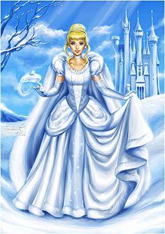 cinderella disney character | Walt Disney Characters Walt Disney Fan Art - Cinderella