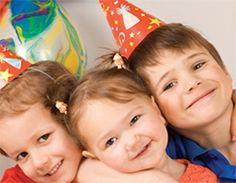 Just4Uparties.ca brings a unique service to celebrate kids birthday party together like home birthday parties
