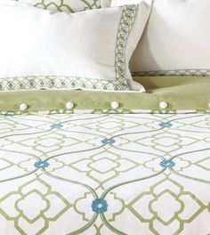 Bradshaw Duvet Cover from Eastern Accents