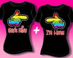 Popular items for lesbian couple on Etsy. I would love to have these.
