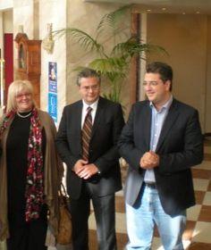 Η Θεσσαλονίκη έβαλε τα γιορτινά της για τους Βούλγαρους τουρίστες
